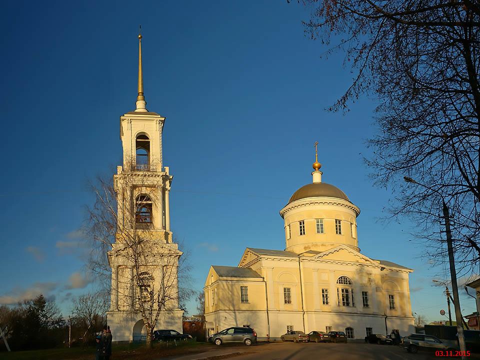 Церковь Илии Пророка, Торжок
