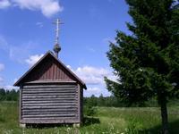 Часовня Симеона и Иулиании Вяземских - Ломы - Вяземский район - Смоленская область