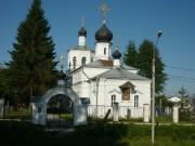 Печерск. Антония и Феодосия Печерских, церковь