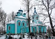 Демидов. Покрова Пресвятой Богородицы, церковь