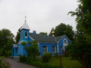 Назия, посёлок. Тихвинской иконы Божией Матери, церковь