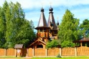 Церковь Тихвинской иконы Божией Матери - Красносельское - Выборгский район - Ленинградская область