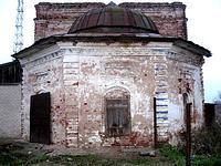 Церковь Рождества Христова - Мякса - Череповецкий район - Вологодская область