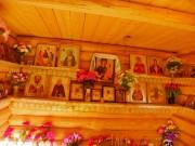 Часовня Тихвинской иконы Божией Матери - Коптяево - Тихвинский район - Ленинградская область