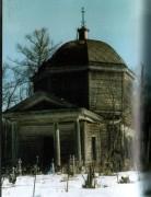 Церковь Спаса Преображения - Новинка - Лодейнопольский район - Ленинградская область