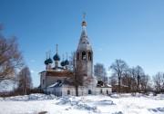 Церковь Иоакима и Анны - Лучинское - г. Ярославль - Ярославская область