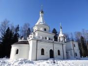 Дубна. Всех Святых, в земле Российской просиявших, церковь