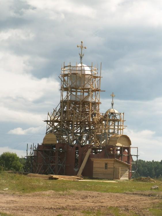 Церковь Троицы Живоначальной, Кузнецова Гора