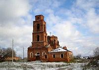 Церковь Введения во храм Пресвятой Богородицы - Терехово - Шиловский район - Рязанская область