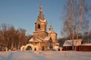 Церковь Успения Пресвятой Богородицы - Сабурово - Касимовский район и г. Касимов - Рязанская область