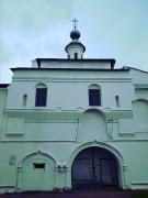 Надвратная церковь Воздвижения Креста Господня на Архиерейском двору - Вологда - Вологда, город - Вологодская область