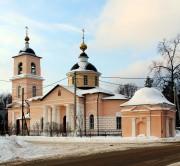 Новоникольское. Николая Чудотворца, часовня