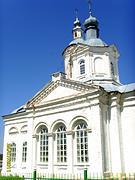 Церковь Успения Пресвятой Богородицы - Бортсурманы - Пильнинский район - Нижегородская область