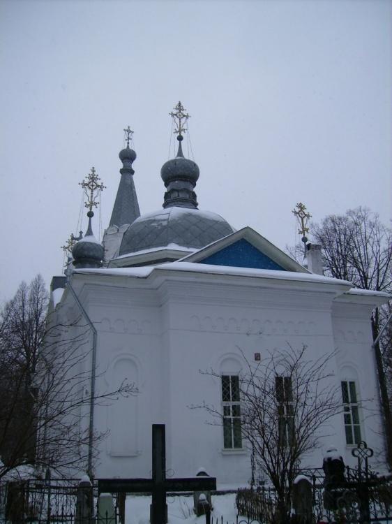 Церковь Лазаря Праведного, Вологда