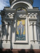 Часовня Николая Чудотворца на Боровицкой площади - Москва - Центральный административный округ (ЦАО) - г. Москва