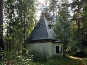 Неизвестная часовня - Отсанлахти - Лахденпохский район - Республика Карелия