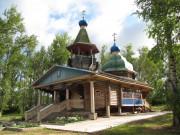 Церковь Покрова Пресвятой Богородицы - Бокситогорск - Бокситогорский район - Ленинградская область