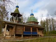 Бокситогорск. Покрова Пресвятой Богородицы, церковь