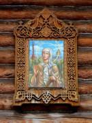 Храм-часовня Алексия, человека Божия - Медвежьи Озера - Щёлковский район - Московская область