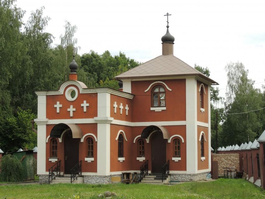 Церковь Иоанна Предтечи на Востряковском кладбище, Москва