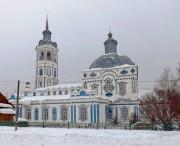 Церковь Спаса Нерукотворного Образа - Спас-Талица - Оричевский район - Кировская область