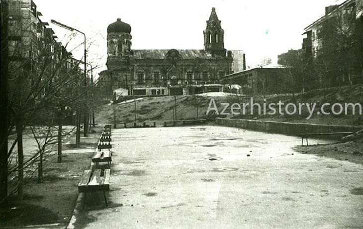 Кафедральный собор Жён-мироносиц, Баку