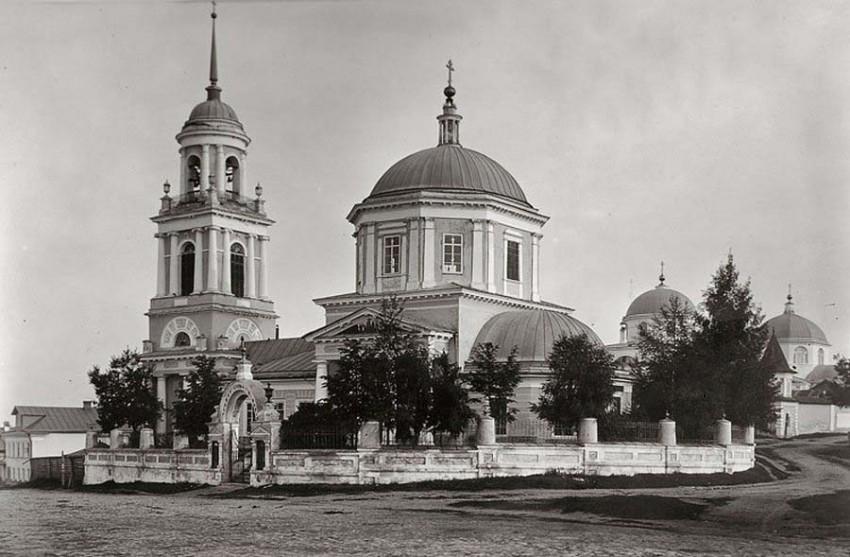 Церковь Воздвижения Креста Господня, Торжок