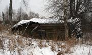 Неизвестная часовня - Бараново - Солецкий район - Новгородская область