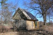 Часовня Илии Пророка - Малахово - Солецкий район - Новгородская область