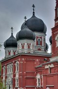 Александро-Невский монастырь. Церковь Александра Невского - Маклаково - Талдомский район - Московская область
