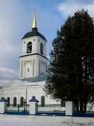 Церковь Воскресения Словущего на Николо-Железновском погосте - Шипулино - Клинский район - Московская область