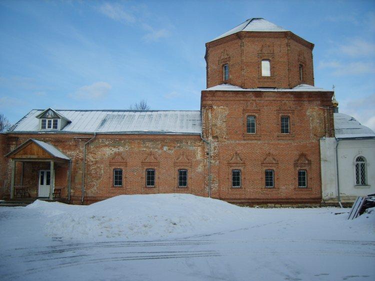 Церковь Воскресения Христова, Клин