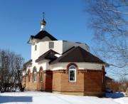 Церковь Алексия Московского (Мечева) (строящаяся) - Стреглово - Клинский городской округ - Московская область