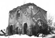 Церковь Спаса Преображения в Молчанове - Борозда - Клинский район - Московская область