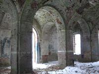 Церковь Троицы Живоначальной - Троицкое - Клинский район - Московская область