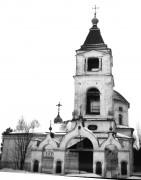 Церковь Успения Пресвятой Богородицы в Боголеповой Пустыни - Боголепова Пустынь - Клинский район - Московская область