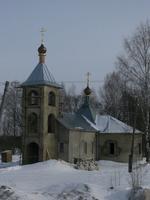 Церковь Воздвижения Креста Господня - Воздвиженское - Клинский район - Московская область