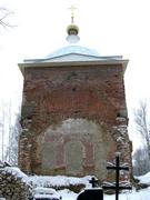 Церковь Спаса Преображения - Доршево - Клинский район - Московская область