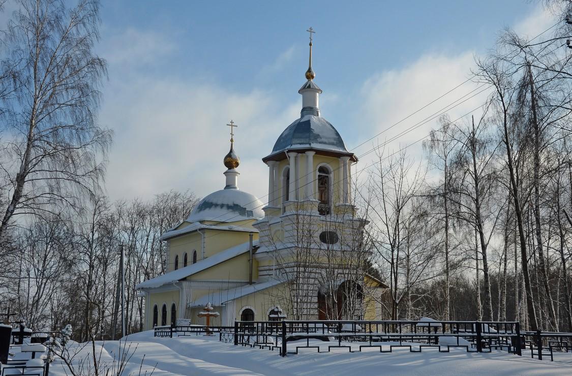 Церковь Спаса Преображения, Доршево