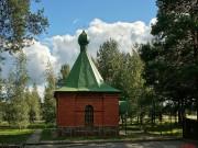Приозерск. Александра Невского, часовня