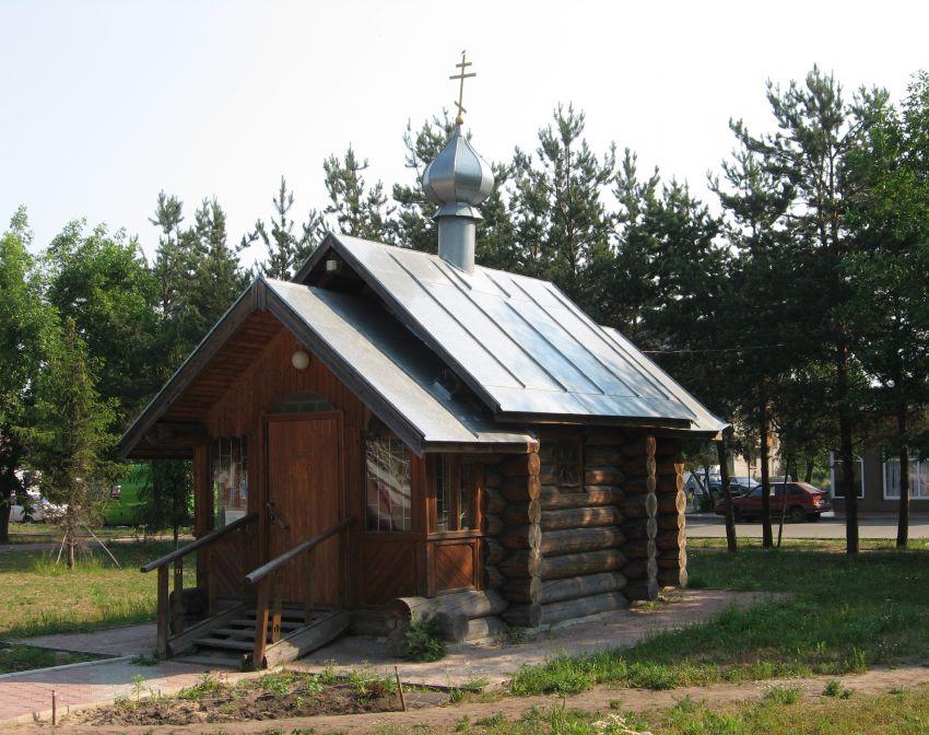 Часовня Арсения Коневского, Приозерск