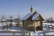 Часовня Анастасии Узорешительницы - Чашниково - Вологодский район - Вологодская область