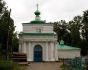 Церковь Воздвижения Креста Господня - Грязовец - Грязовецкий район - Вологодская область