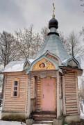 Часовня Илии Пророка - Спас-Заулок - Клинский район - Московская область