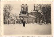 Церковь Спаса Преображения - Крюково - Наро-Фоминский район - Московская область