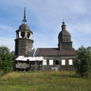 Церковь Николая Чудотворца - Чистый Дор - Кирилловский район - Вологодская область