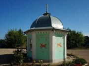 Остров. Симанский Спасо-Казанский монастырь. Часовня Флора и Лавра
