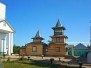 Остров. Симанский Спасо-Казанский монастырь. Церковь Иоанна Кронштадтского