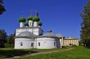 Горний Успенский женский монастырь - Вологда - г. Вологда - Вологодская область