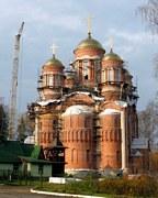 Селятино. Серафима Саровского, церковь